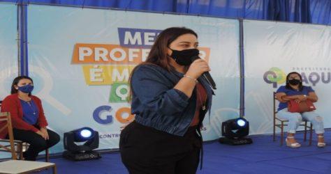 Prefeita Ridete Pellegrino - foto William Cavalcanti-min